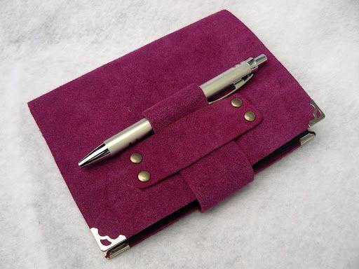 Pen holder closure