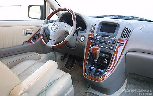 lexus rx 2003 interior. lexus rx 300 interior. have a seat. rx 2003 interior pinterest