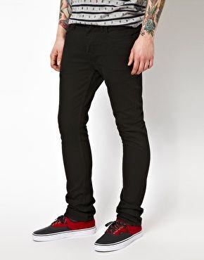 4210e0f670 Vans Jeans V76 Skinny Fit