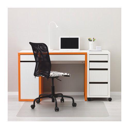 Eckschreibtisch ikea mikael  MICKE Schreibtisch, weiß | Micke desk, Desks and Ikea hack