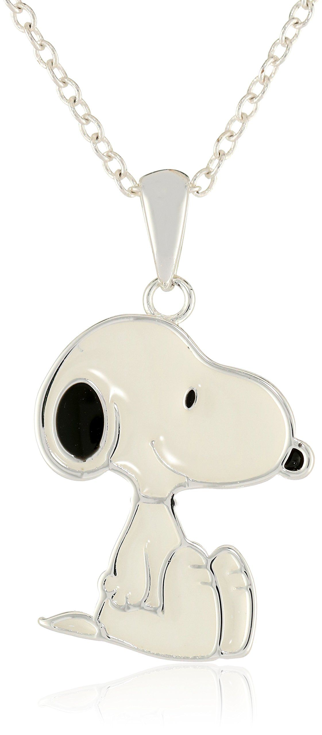 Refaire Salle De Bain Pas Cher ~ peanuts girls snoopy silver plated pendant necklace jewerly