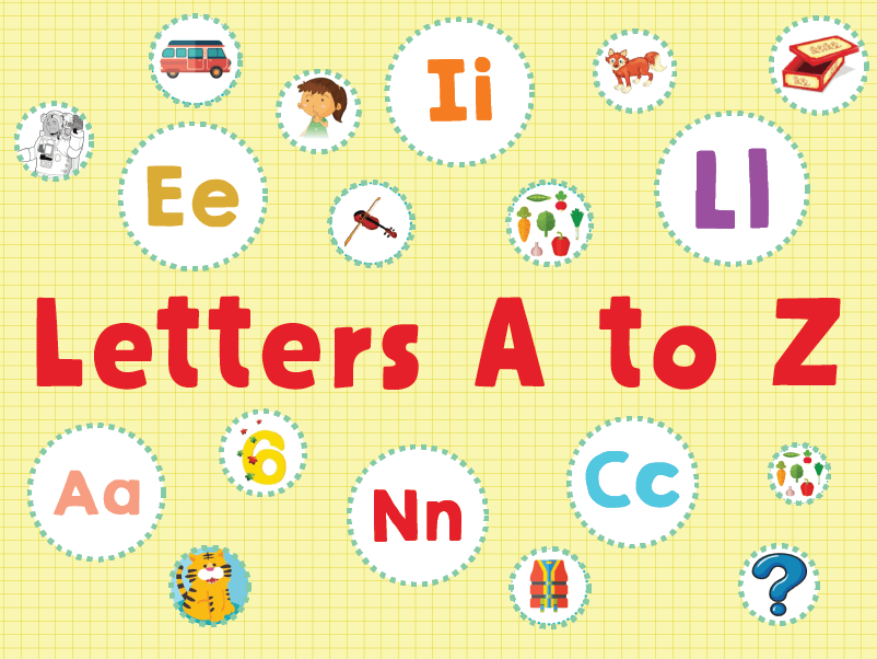 Letters A To Z Learning Games For Kids Learning Abc Educational Games For Kids