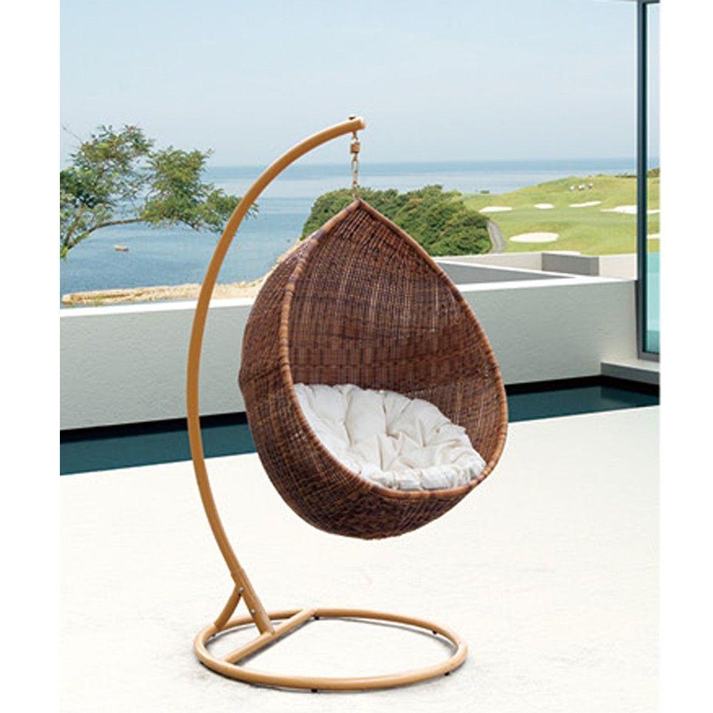 fauteuil suspendu de jardin provence garden house. Black Bedroom Furniture Sets. Home Design Ideas