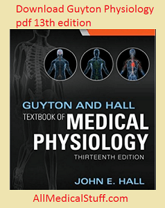 Guyton Medical Physiology pdf free & Buy Hard Copy + Review