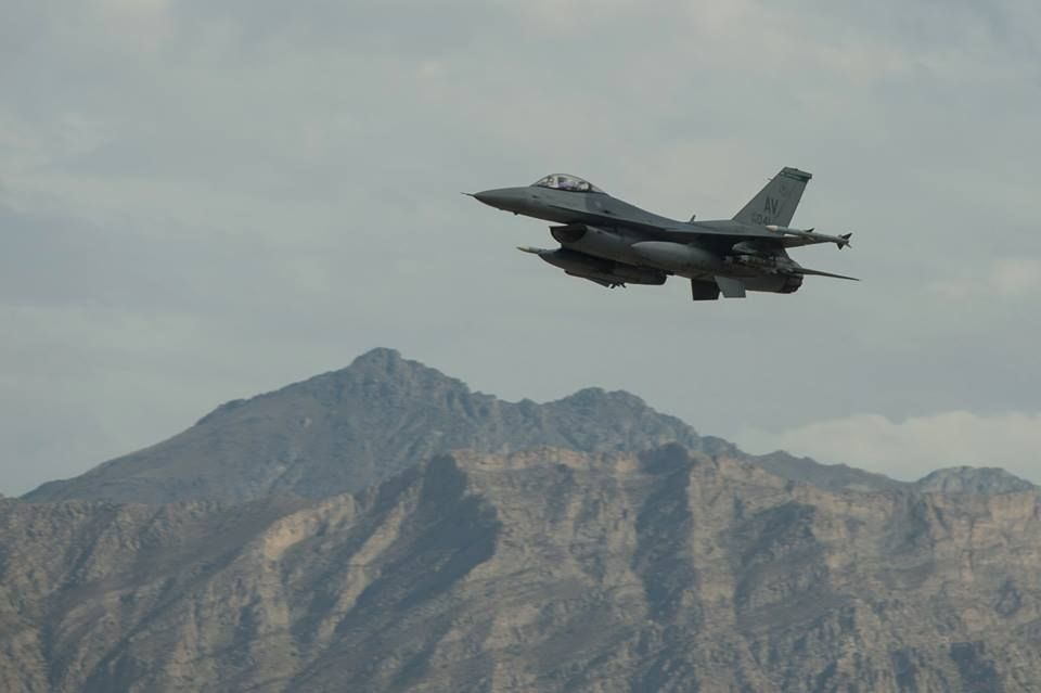 United States Air Force F-16 Fighting Falcon