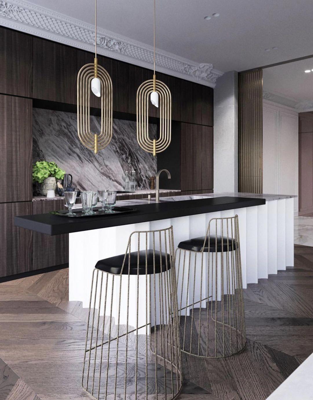 63 Best Luxury Kitchen Design Will Inspire You High End Kitchen