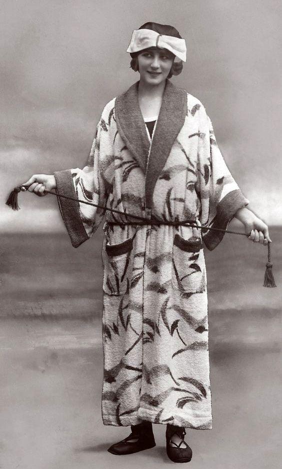 pretty cool top fashion finest selection Peignoir de Plage - 1922   1920 en 2019   Baigneuses, Art ...