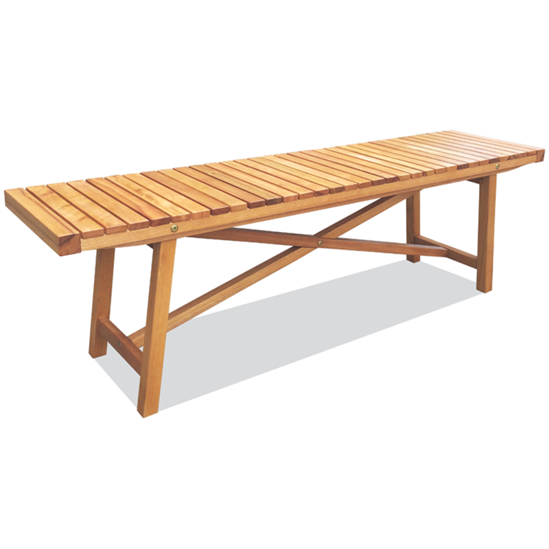 Prime Mimosa Mareeba Timber Bench Outdoor Furniture Outdoor Pabps2019 Chair Design Images Pabps2019Com