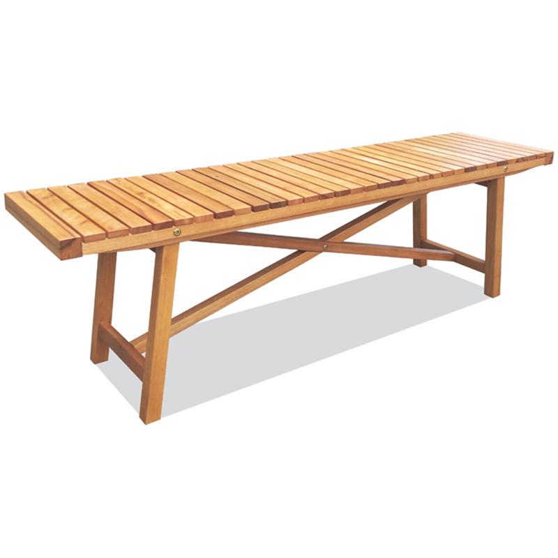 Mimosa Mareeba Timber Bench Outdoor furniture, Timber
