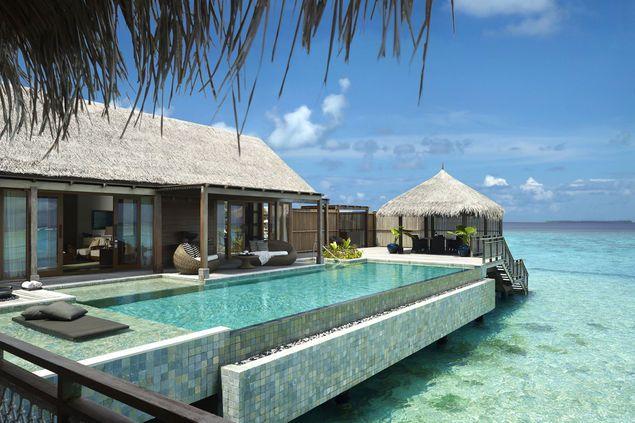 Schönste villa der welt  Top 10 Hotelpools: In Pool-Position - die schönsten Hotel-Pools ...