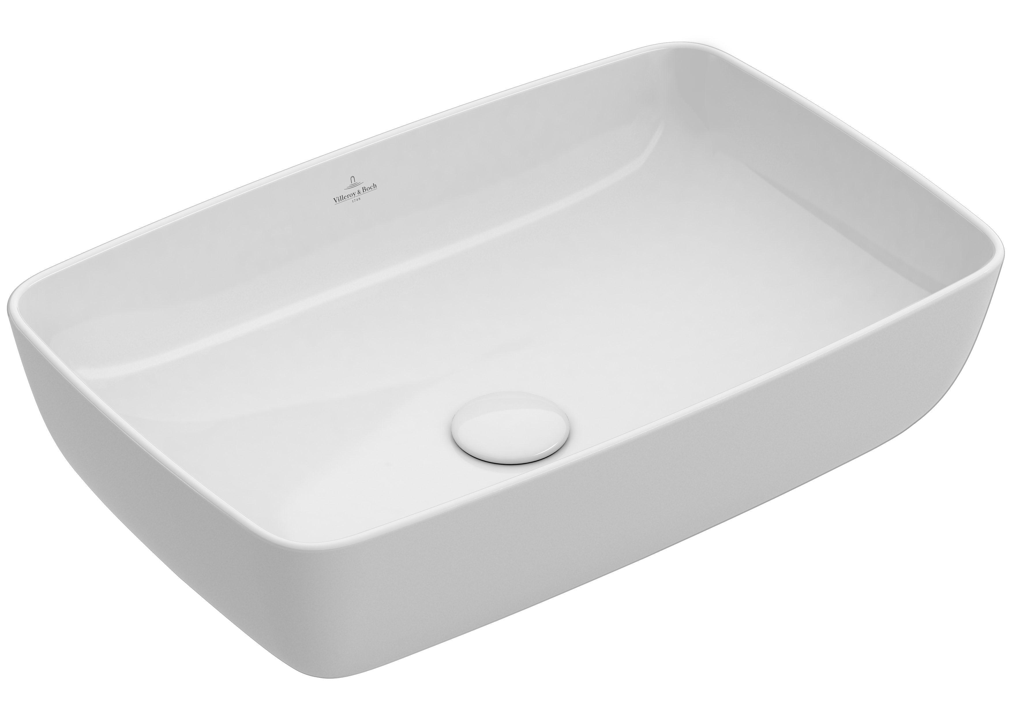 Artis Vessel Washbasin Rectangular By Villeroy And Boch List 640 At Dering Hall Wash Basin Sink Design Powder Room Sinks