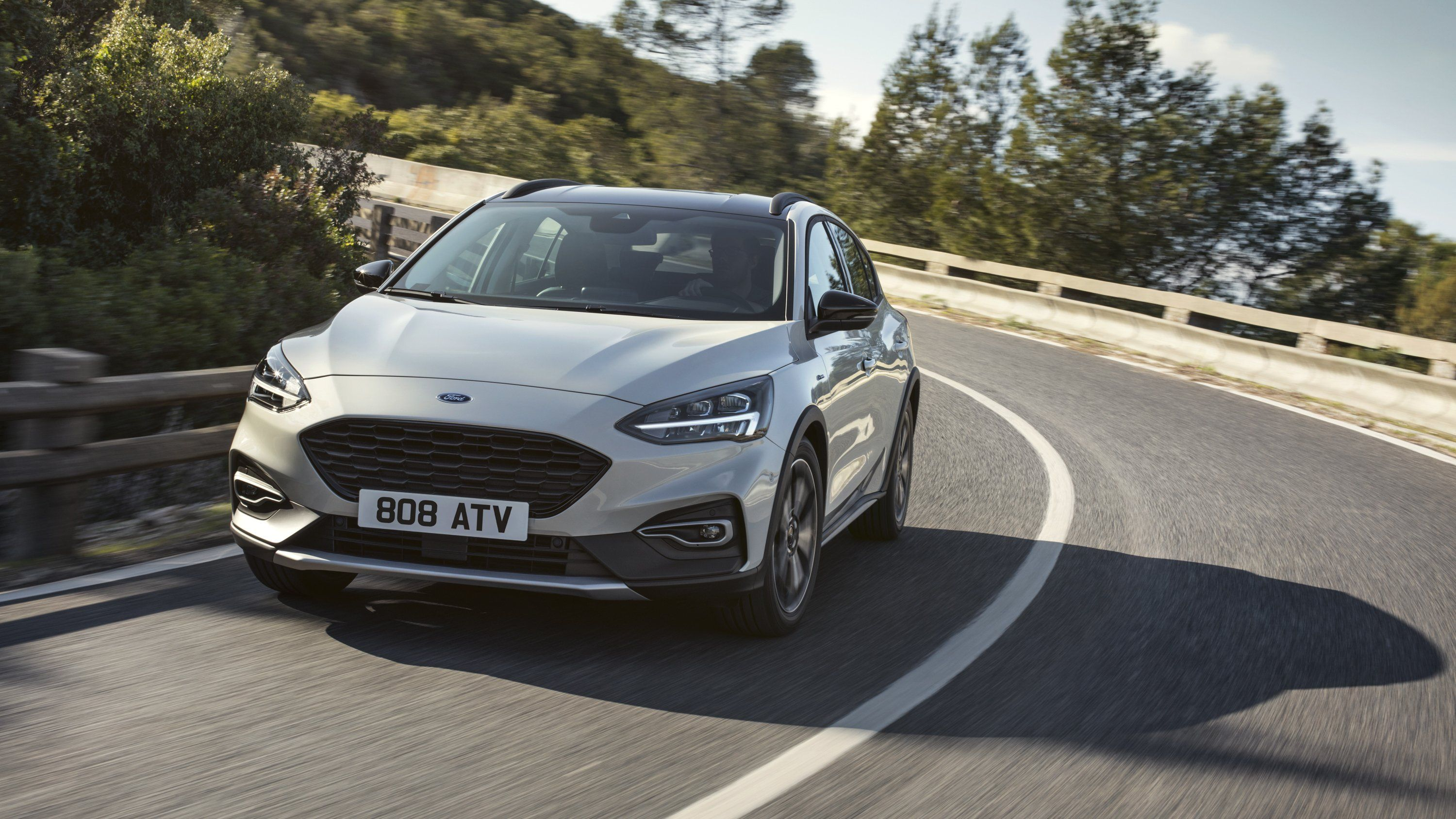 Ford Adds The Rugged Focus Active To Its European Lineup Ford