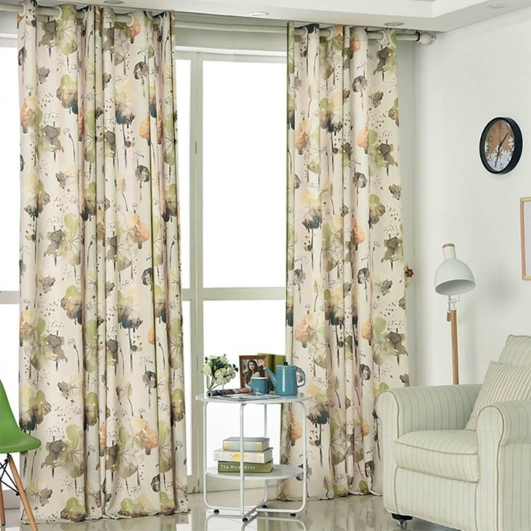 Pin On Country Living Room Curtain Living room curtains fabric