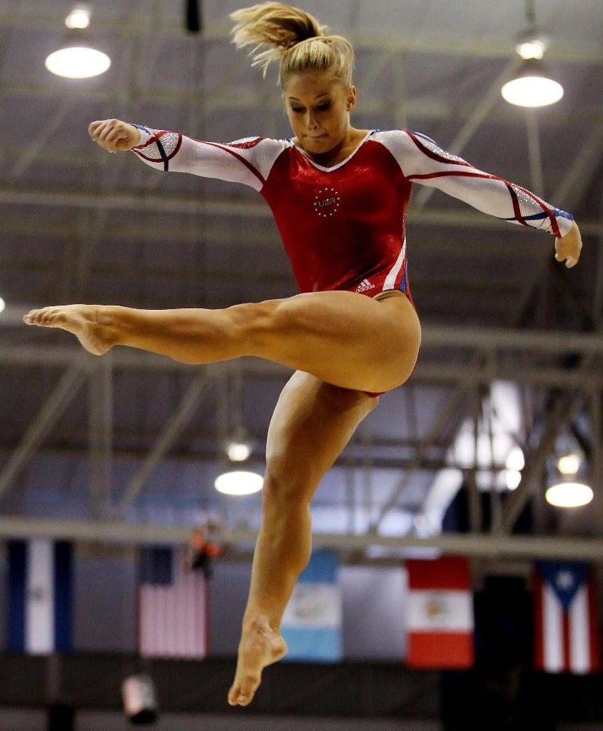 Shawn Johnson (USA) HD Artistic Gymnastics Photos