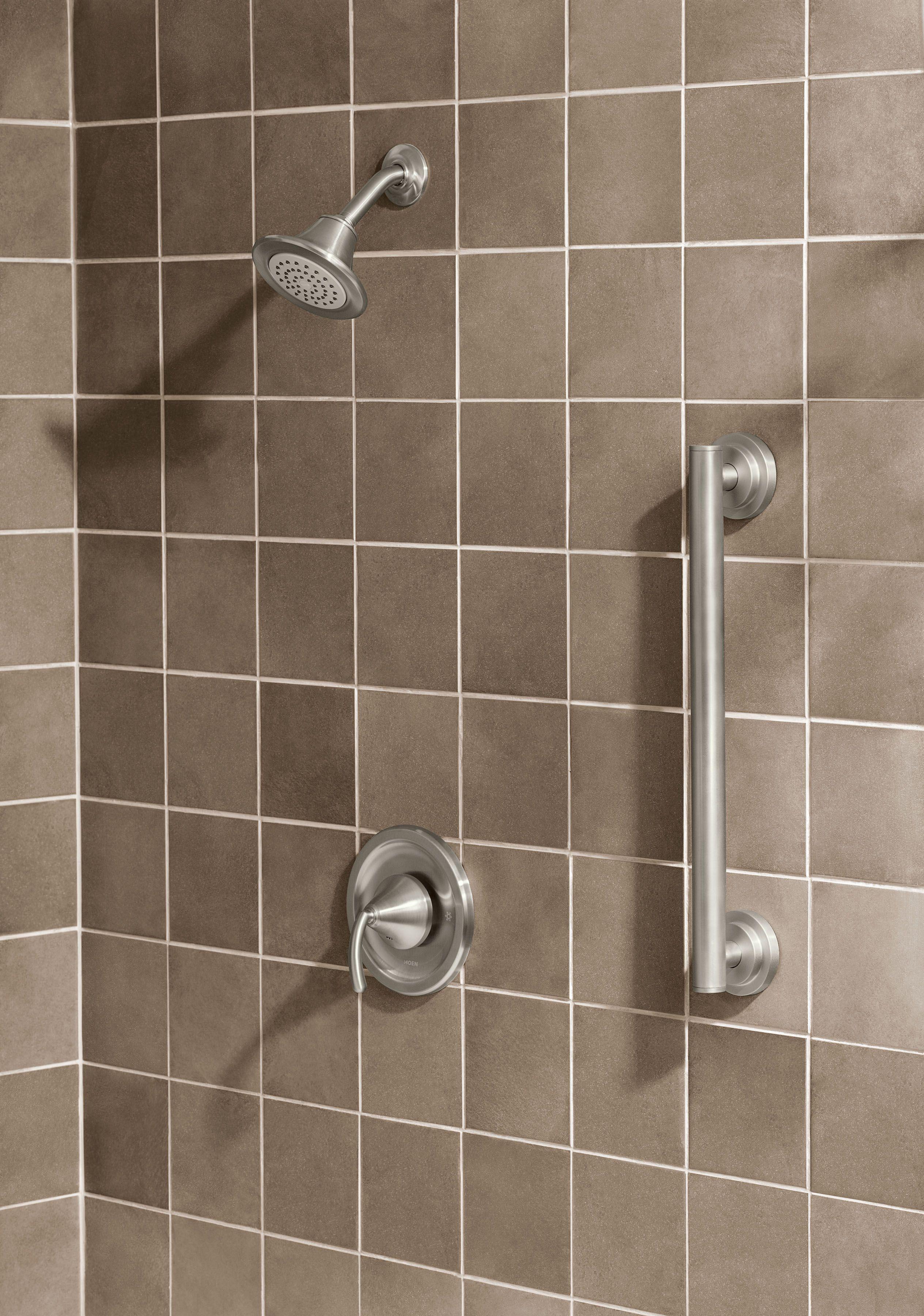 Shower Grab Bars Google Search Bathrooms Pinterest Bathroom