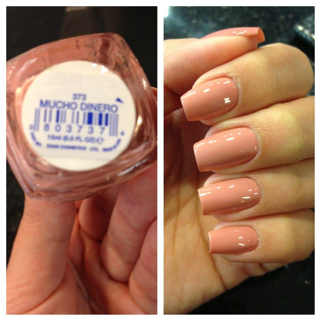love the color...looks like my CVS nude nail polish fav! | nail@rt ...