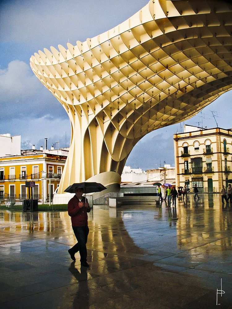 Sevilla, Spain architecture