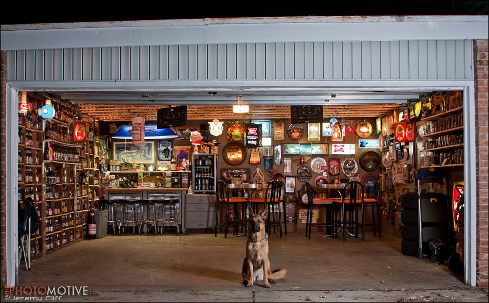Mya: Keeper of the Garage Bar