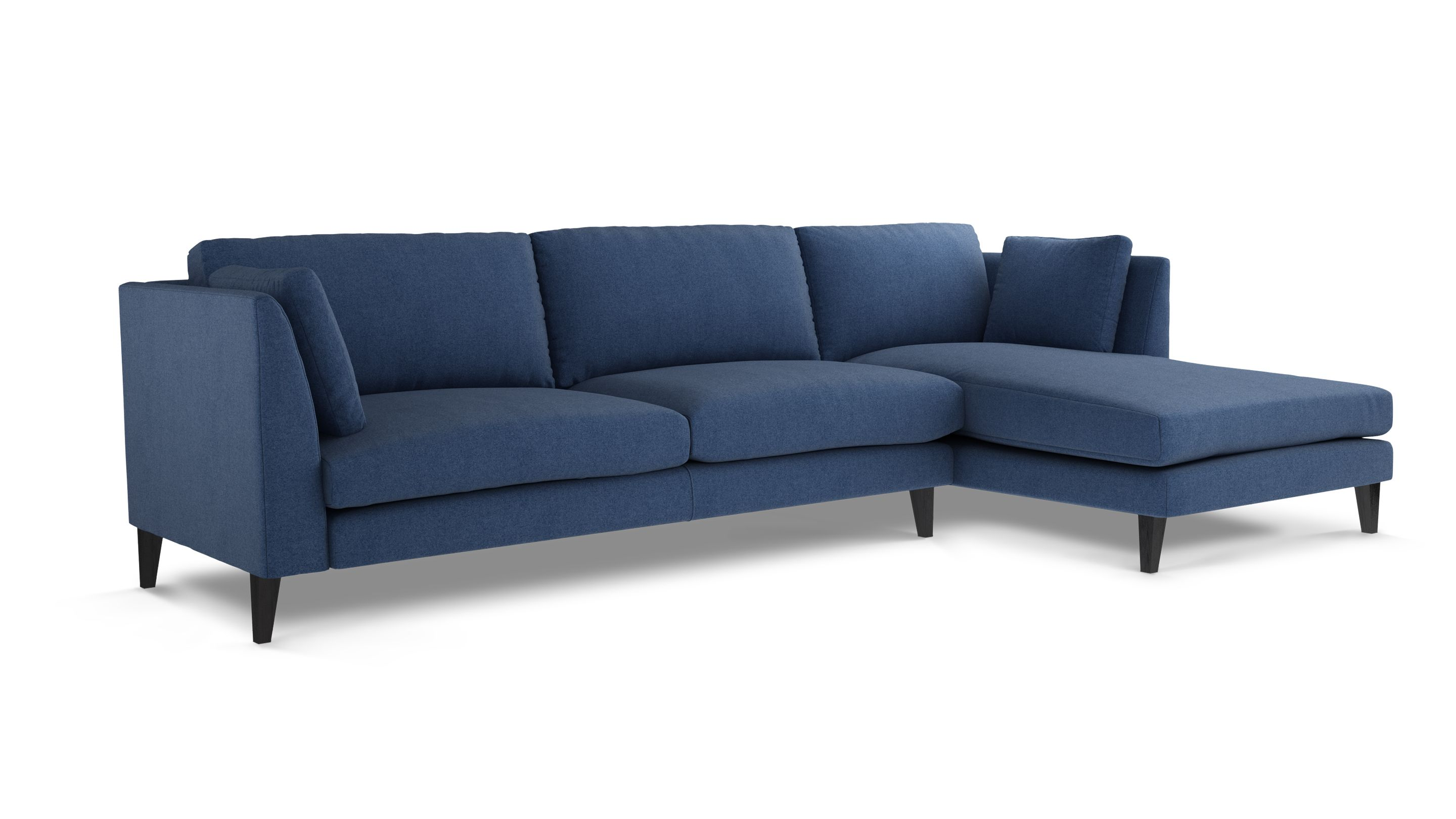 Philo Chaise Sofa L Shaped Corner Sofas