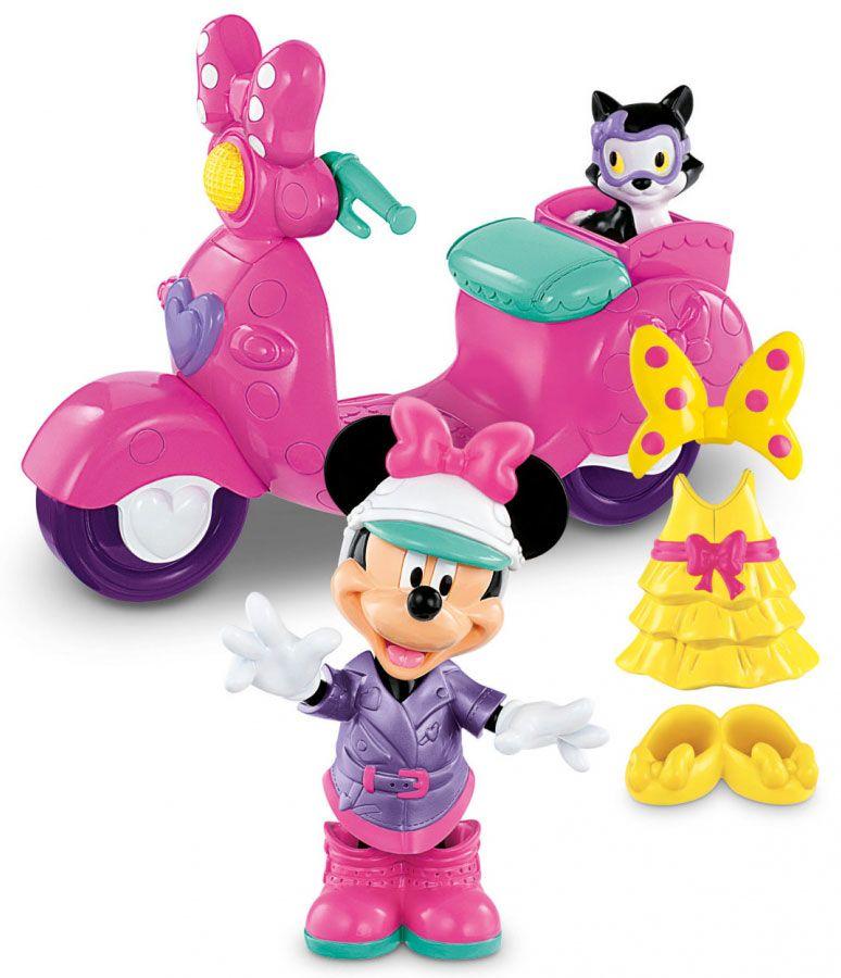 Minnie et son scooter fisher price fisher price les jouets fille tendance de 2018 fisher - La petite boutique de minnie ...