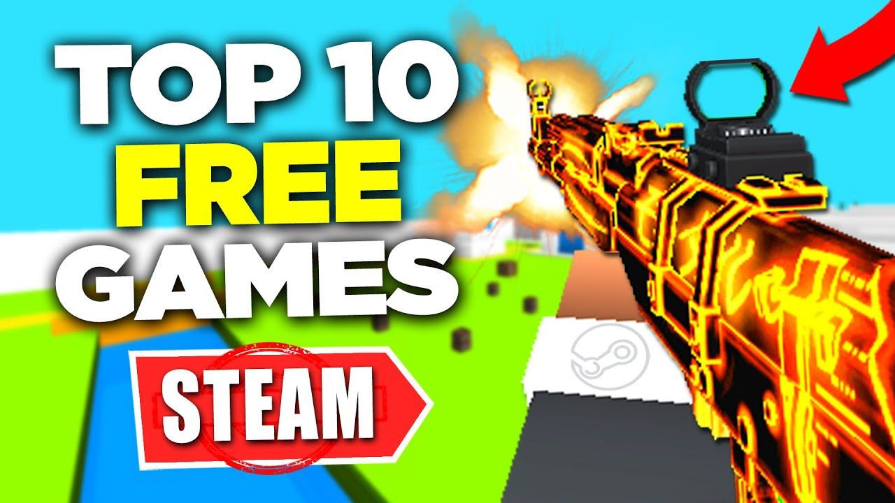 Top 10 Free Pc Games 2020 Steam New Free Pc Games Gaming Pc Games To Play