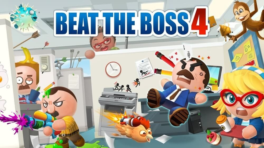 Download Beat the Boss 4 APK (MOD Unlimited Money) for