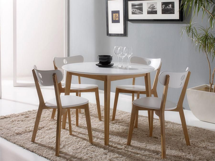 Modern White Round Dining Table White Round Dining Table Round Dining Table Sets High Dining Table Set