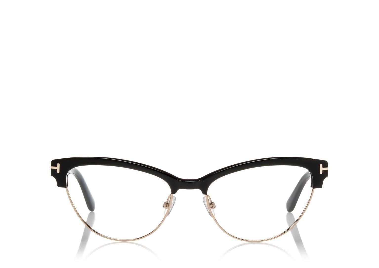 SLIGHT CATEYE FRAME | Shop Tom Ford Online Store | Sunglasses ...
