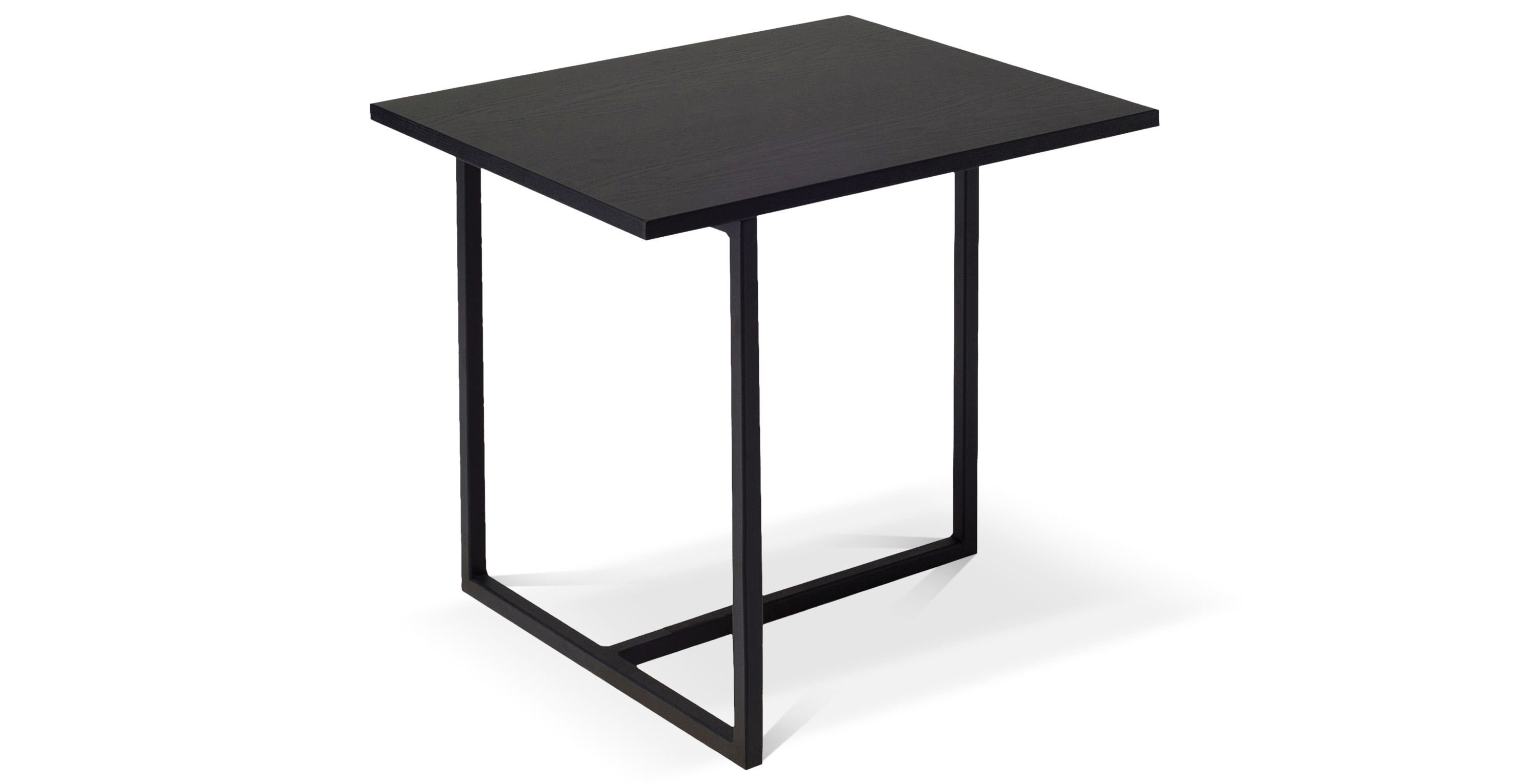Turner Rectangular Side Table, Black Fern & Grey   Furniture I like ...