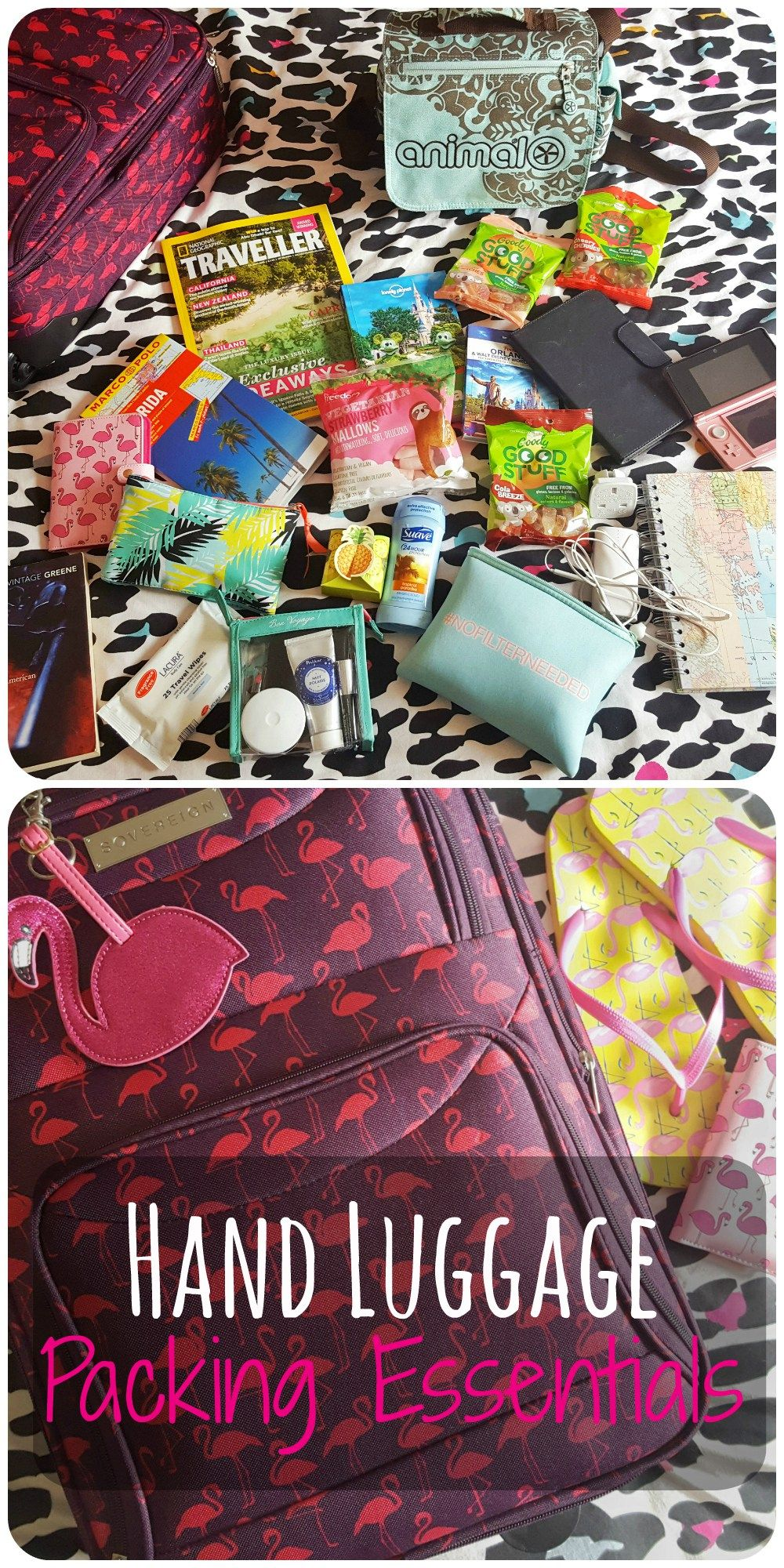 While some people find packing stressful – I LOVE it! ...