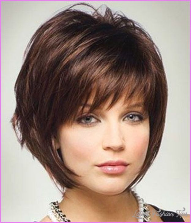 Cool Short Bob Haircuts With Bangs