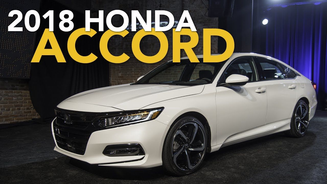 Best Images Of New Model 2018 Honda Accord Car With Images