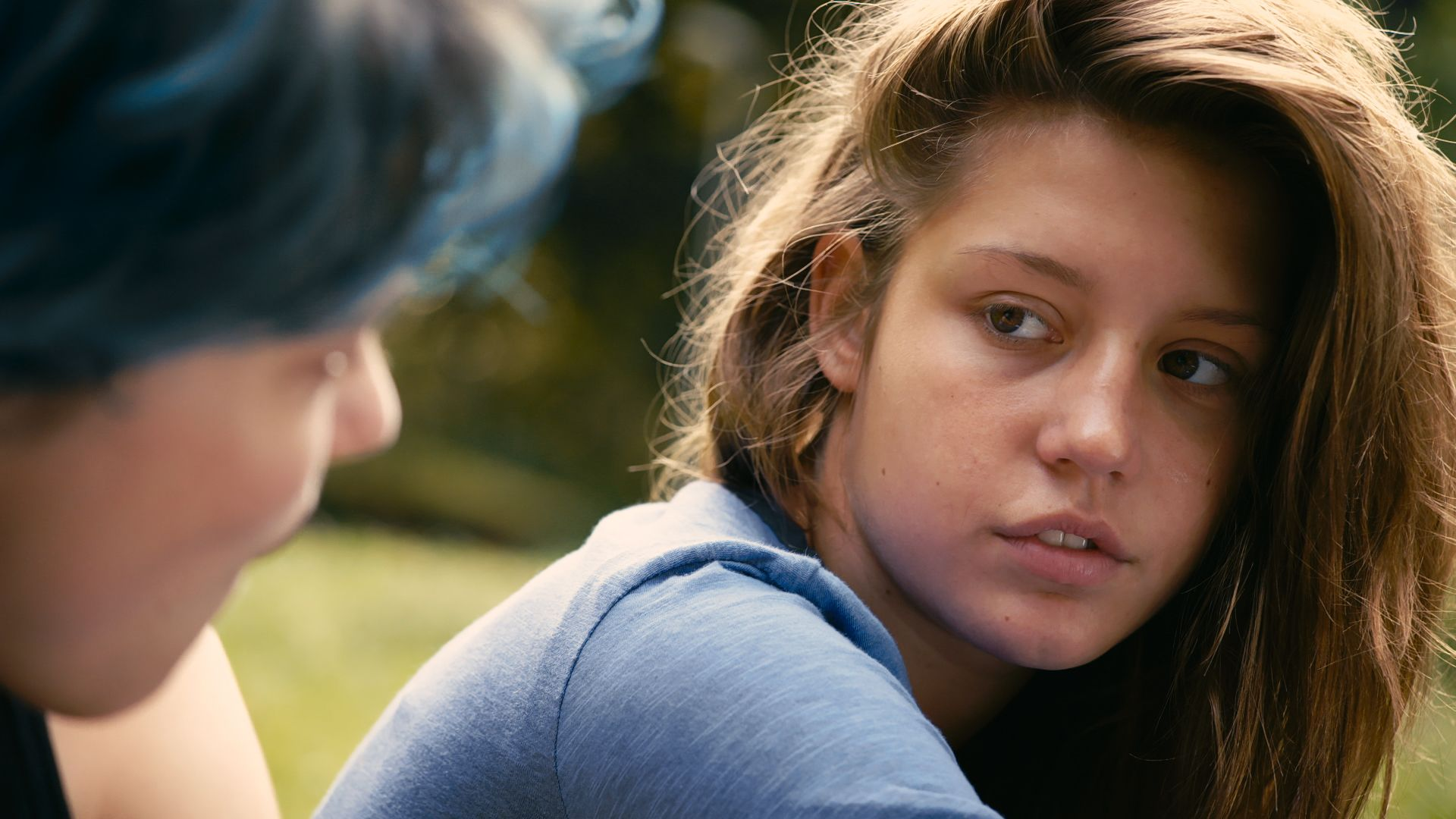 POPsessions: 'Blue is the Warmest Color's 19-Year-Old Oscar ...