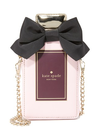 Kate Spade New York Perfume Bottle Cross Body Bag - Multi