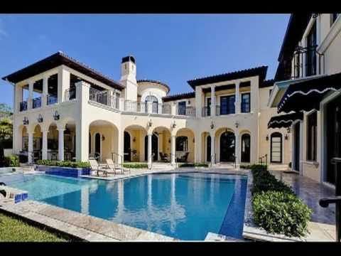 Luxury Homes In Miami Beach Favorite Places Es Pinterest And Mediterranean House Plans