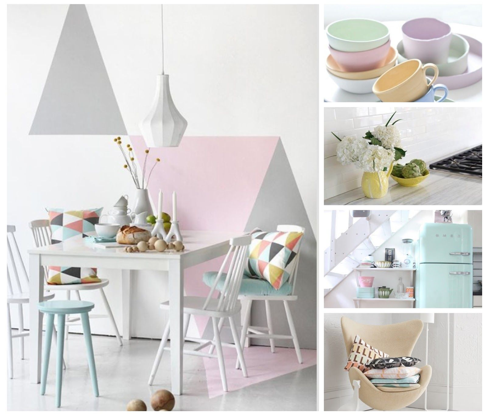 Home design inspiration the use of pastel and bold colours also rh in pinterest