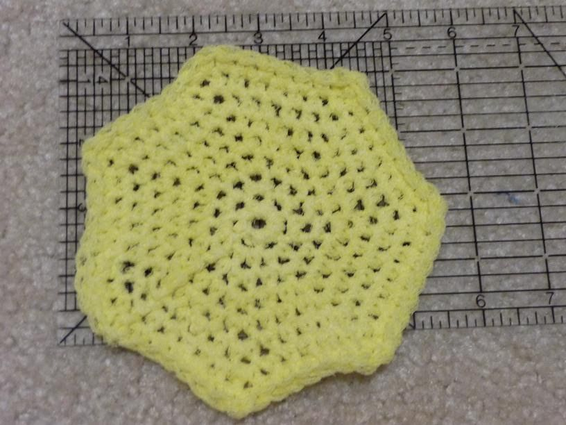 Here Is A Quick Tutorial With Pattern For Making Those Nylon Net