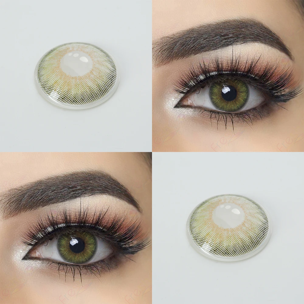 Big Eye Contact Lenses 201 Kryolan Professional Make Up Big Eye Contacts Eye Contact Lenses Halloween Contacts