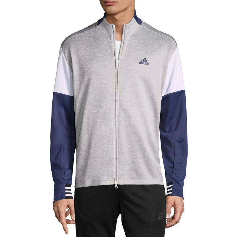 adidas Team Issue Lite Fleece Lightweight Bomber Jacket