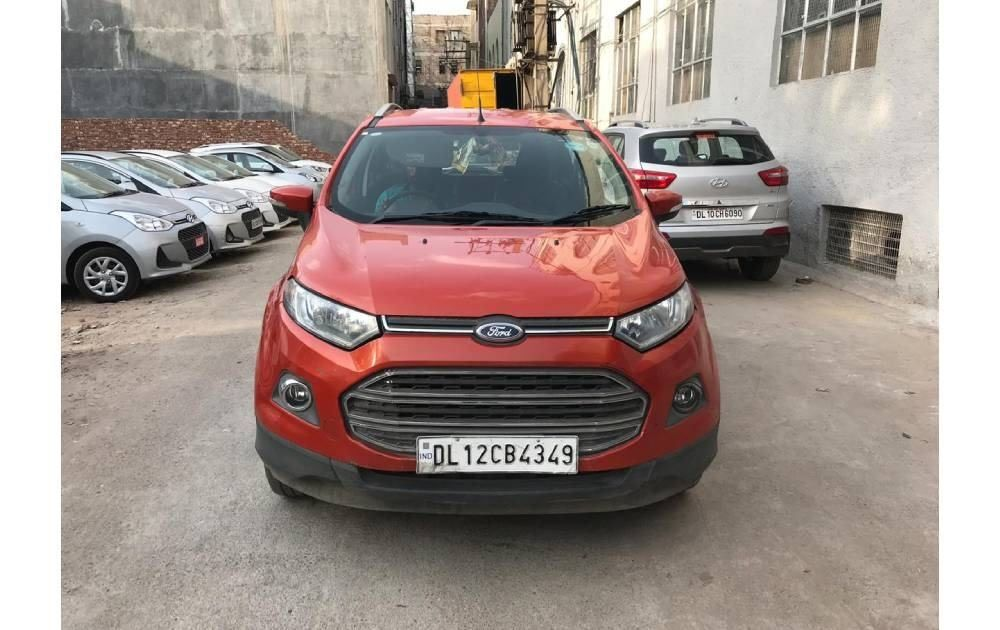Used Ford Car Used Cars Ford Ecosport Used Ford