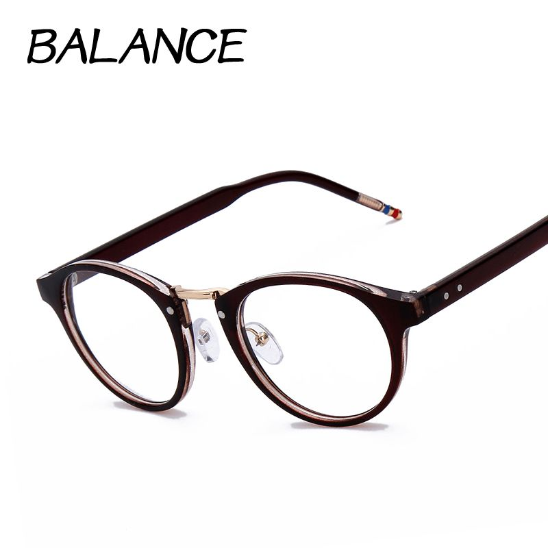 861c1b08ef New Fashion Retro Eyeglasses Frame Men Women Designer optical computer  Eyeglasses Clear Lens eye glasses oculos