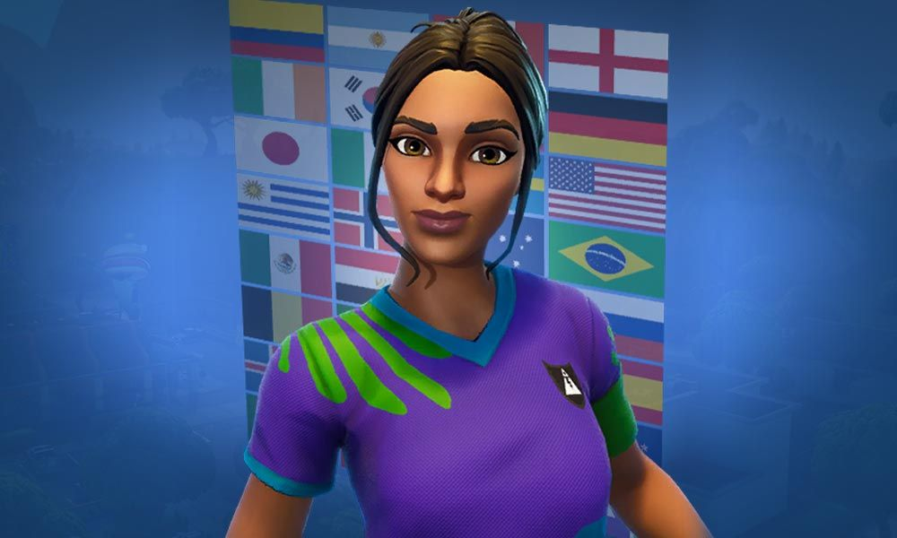 Poised Playmaker Fortnite Skin Customizable Soccer Costume Soccer Outfits Soccer Outfit Gamer Pics