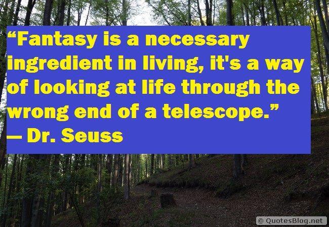 Funny fantasy quote