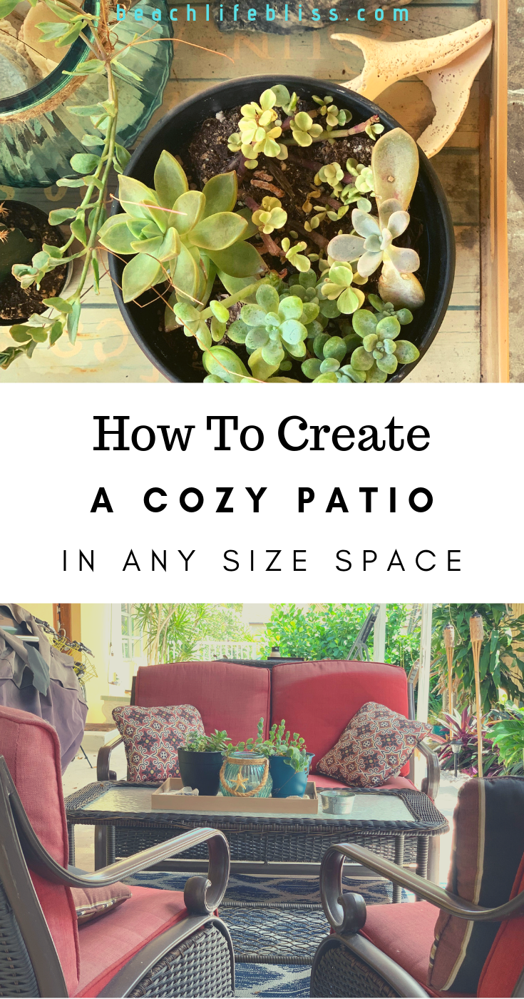 How To Create A Cozy & Inviting Patio Space | All Things ... - photo#7