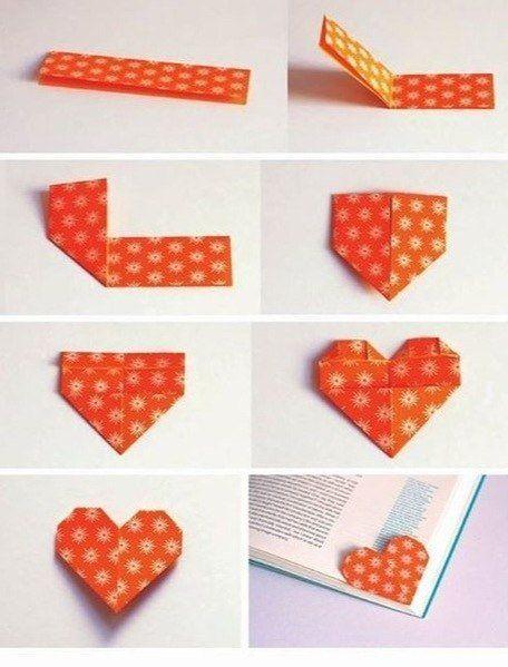 Оригами для личного дневника: идеи, рисунки, фото и ...