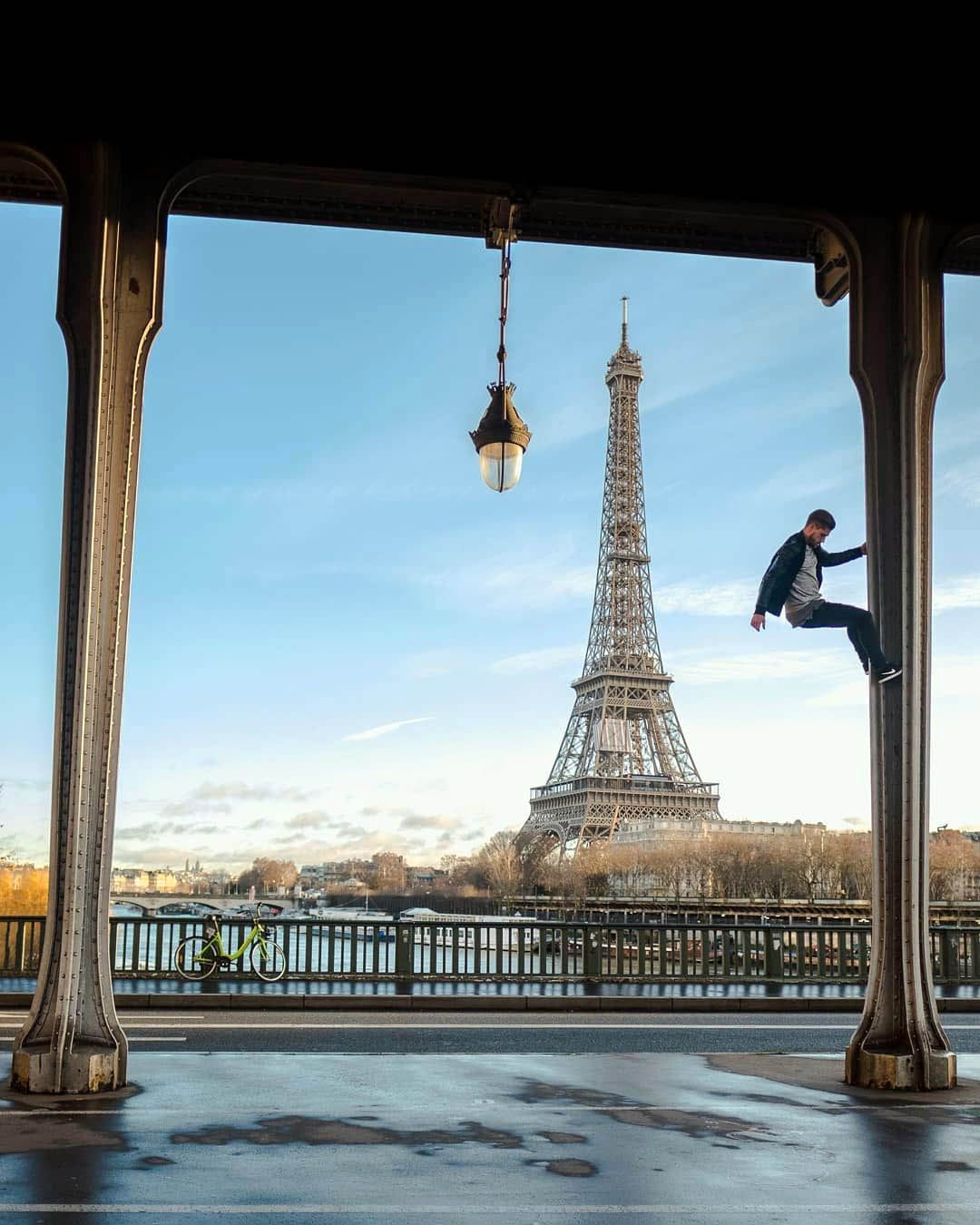 Top 10 Secrets Of The Eiffel Tower In Paris Travelling