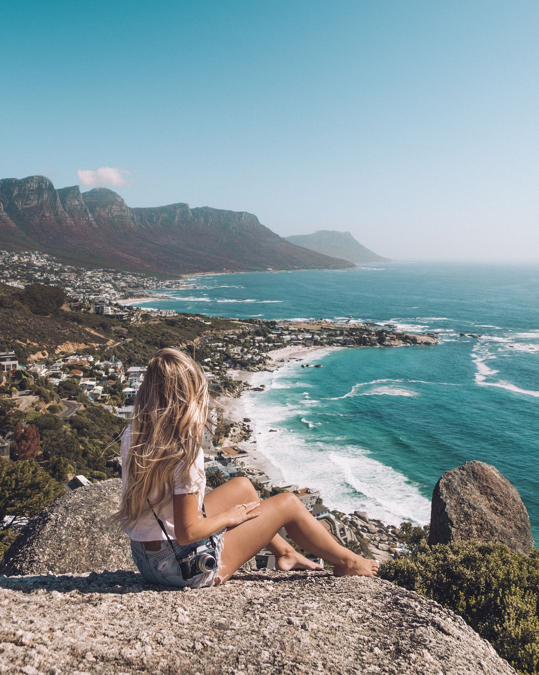 7505d4e0a066 Kiki • The Blonde Abroad ( theblondeabroad)    Cape Town