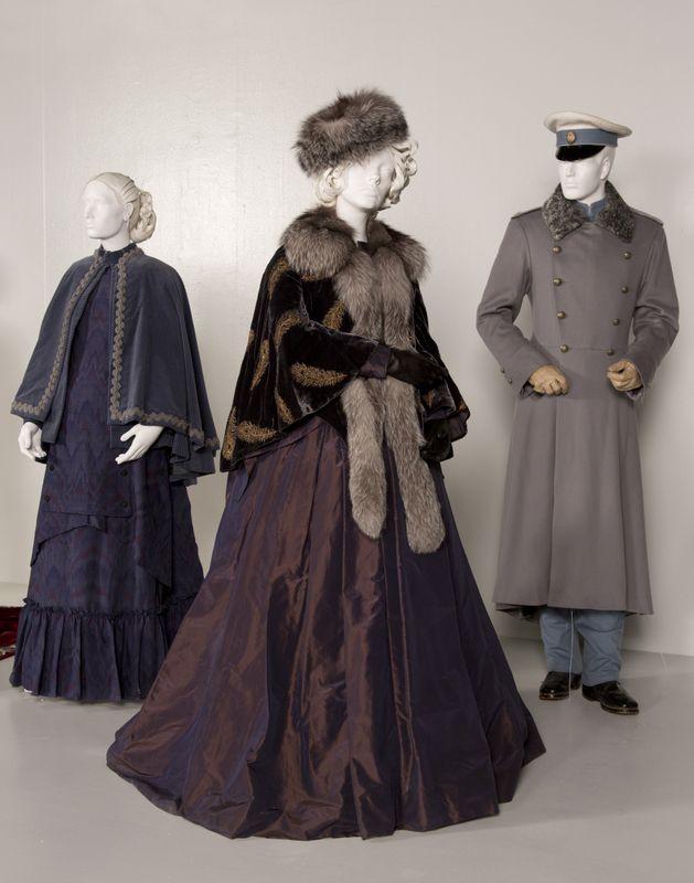Anna Karenina by Costume Designer Jacqueline Durran (L to ...