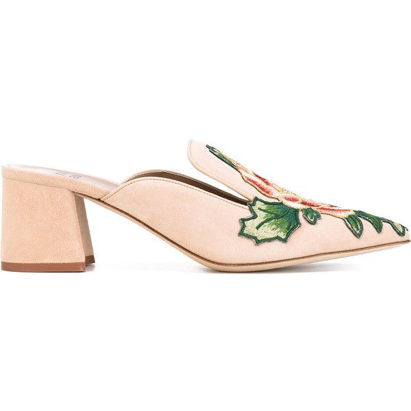 The Most Popular Gianna Meliani Floral Multicolor Mules For Women Outlet