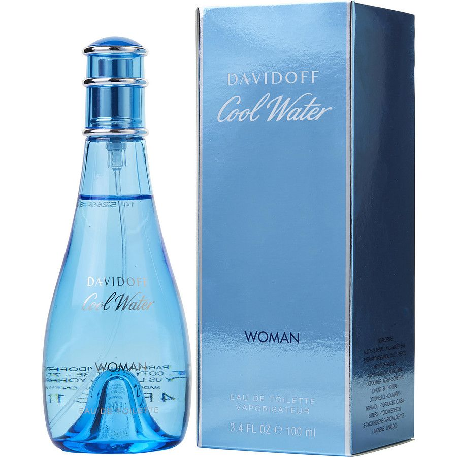Cool Water Eau De Toilette Spray 1 7 Oz Perfume Discount Perfume Fragrance